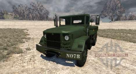 AM General M35A2 1955 para BeamNG Drive