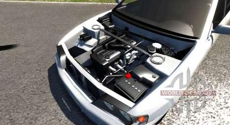 Toyota Chaser para BeamNG Drive