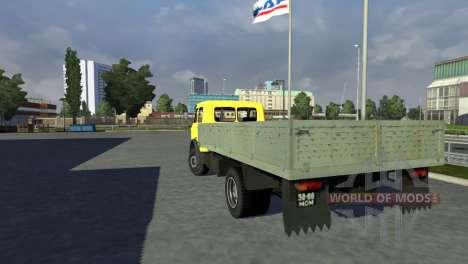 MAZ 500A para Euro Truck Simulator 2