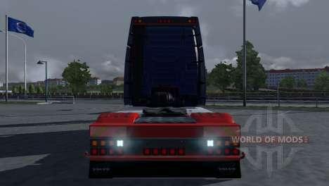 Volvo FH16 Tucker Tuned para Euro Truck Simulator 2