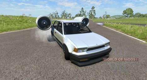 Ibishu Covet Jet Edition para BeamNG Drive