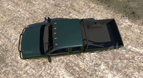 Ford F-250 2004 para BeamNG Drive