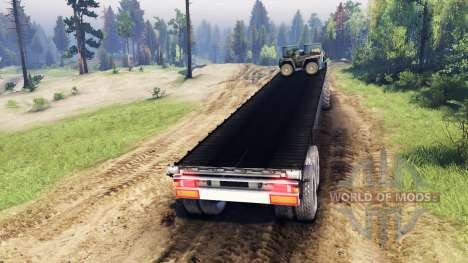 Luego autotrailers v2 para Spin Tires