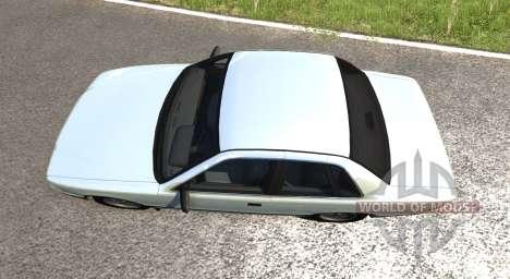 Gavril Grand Marshal Coupe para BeamNG Drive