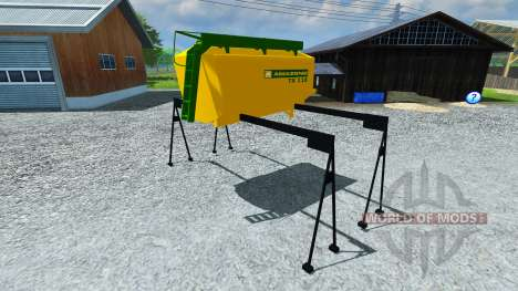 Tanque de Amazone TX 118 para Farming Simulator 2013