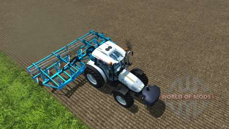 LEMKEN Smaragd 9-600 para Farming Simulator 2013