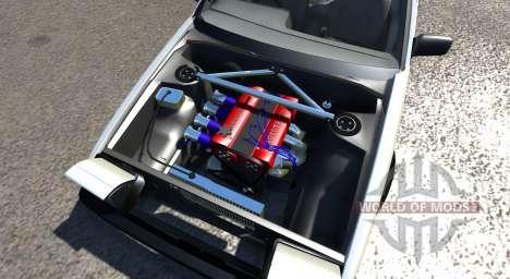 Toyota AE86 Sprinter Trueno para BeamNG Drive