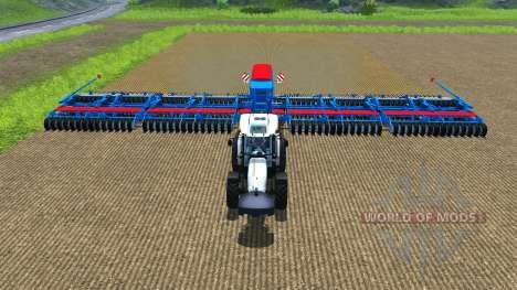 Lemken 24 pro QZ para Farming Simulator 2013