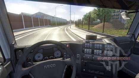 La física realista v1.3 para Euro Truck Simulator 2