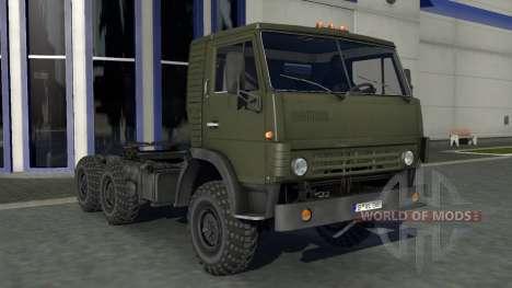 KamAZ 4410-6450 para Euro Truck Simulator 2