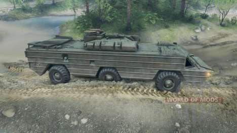 BAZ-5937 (ADMS OCA) para Spin Tires