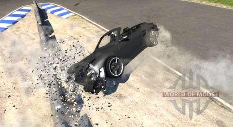 Porsche 911 Cabriolet para BeamNG Drive