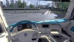 Interior para Scania -Playa-