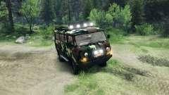 UAZ-3909 off-road v2.0
