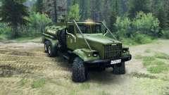 KrAZ-255B CA 8.5 Inflamables v2.0