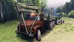 KrAZ-6437 CabCol v1