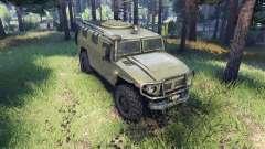 GAZ-2975 Tigre