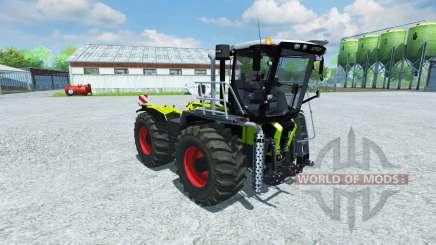 CLAAS Xerion 3800 Saddle Trac para Farming Simulator 2013