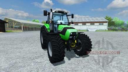 Deutz-Fahr Agrotron TTV 430 para Farming Simulator 2013