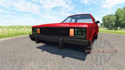 Ford Fairmont 1978 para BeamNG Drive