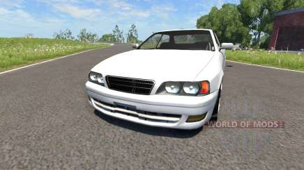 Toyota Chaser para BeamNG Drive