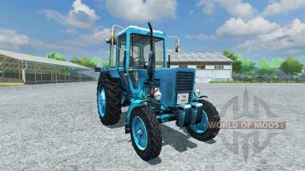 MTZ-80 Bielorruso para Farming Simulator 2013