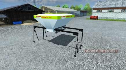 Tanque de CLAAS Xerion SAN 3800 para Farming Simulator 2013