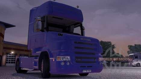 Scania T620 para Euro Truck Simulator 2