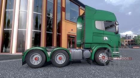 Goodyear Regional RHS II para Euro Truck Simulator 2