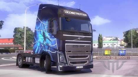 Volvo FH13 Tandem para Euro Truck Simulator 2