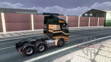 Nuevas cámaras para Euro Truck Simulator 2