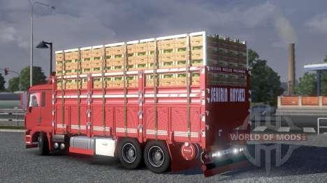 MAN TGL Camion para Euro Truck Simulator 2