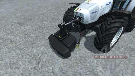 Contraste Zuidberg para Farming Simulator 2013
