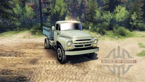 ZIL-130 v1.01 para Spin Tires