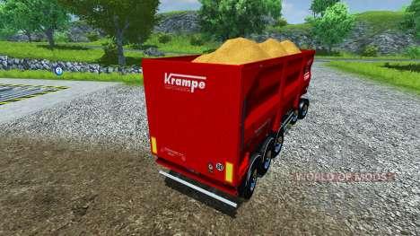 Krampe Bandit SB30 para Farming Simulator 2013