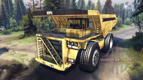 Dump truck [Actualizado] para Spin Tires