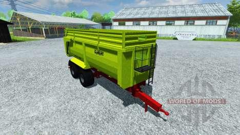 Conow TMK 22 7000 para Farming Simulator 2013