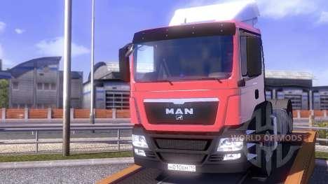 MAN TGS para Euro Truck Simulator 2