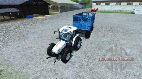 Fortschritt HW 80 SHA para Farming Simulator 2013