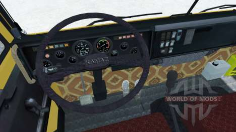 KamAZ-55102 para Farming Simulator 2013