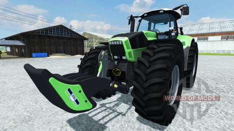 Deutz-Fahr Flex Weight para Farming Simulator 2013