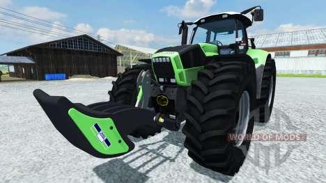 Deutz-Fahr Flex Weight para Farming Simulator 2013
