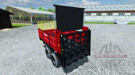 Metal-Fach N267 para Farming Simulator 2013