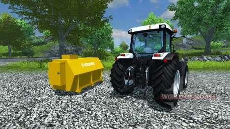 FHERMS para Farming Simulator 2013