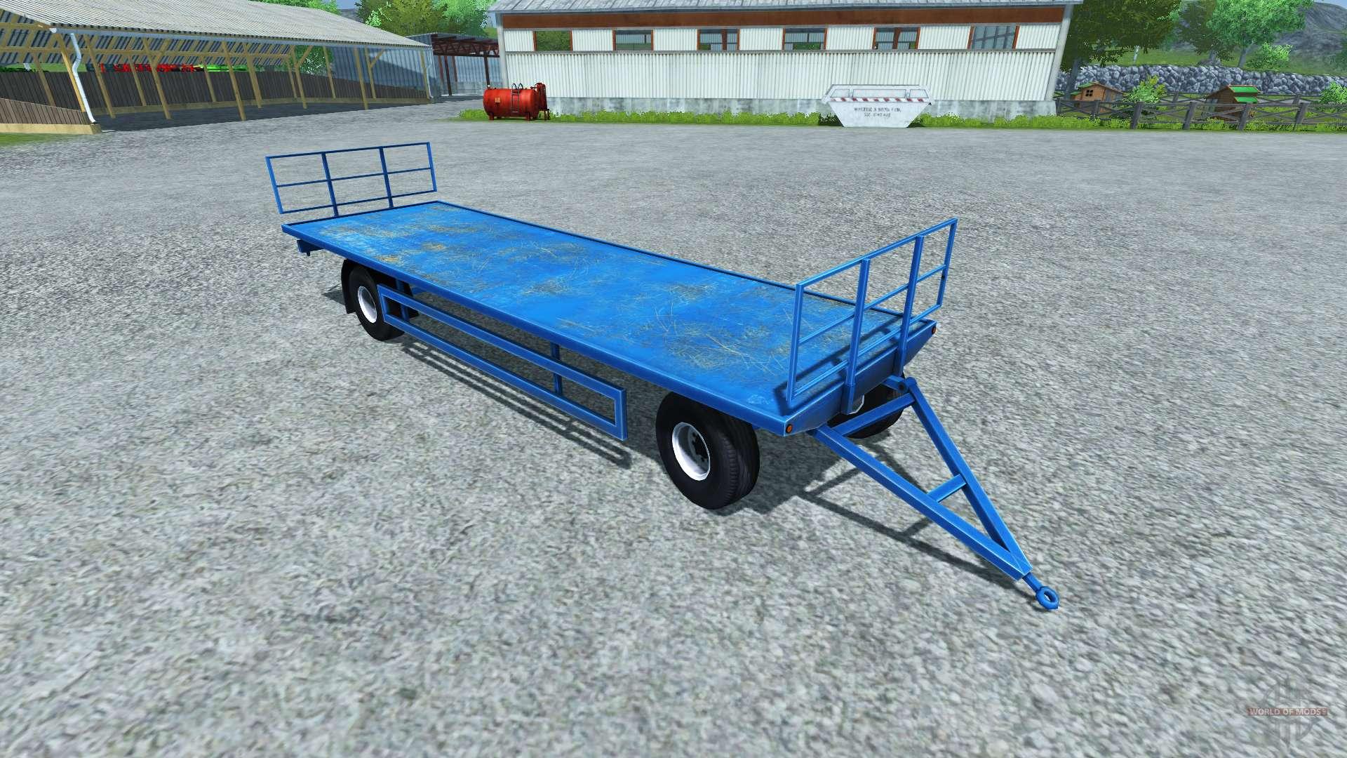 El trailer después de flying LIZARD para Farming Simulator 2013