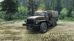 Ural-4320 Chasis