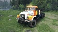 KrAZ-255 en un nuevo color