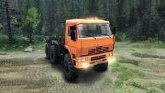 KamAZ-6520 Monstruo