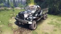 KrAZ-255 camo v3