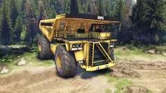 Camión de minería